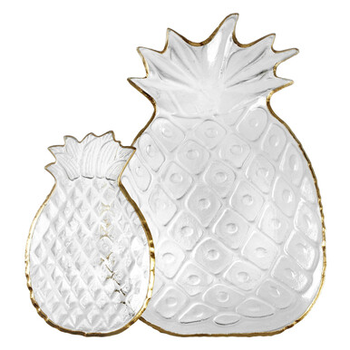 Pineapple Serveware