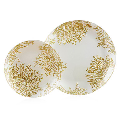 Coral Dinnerware - Sets of 4