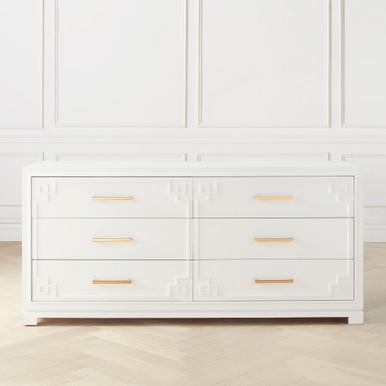 York 6 Drawer Dresser