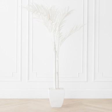 Faux Areca Palm Tree