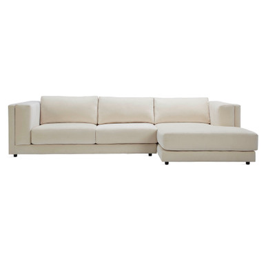Celine Chaise Sectional - 2 PC