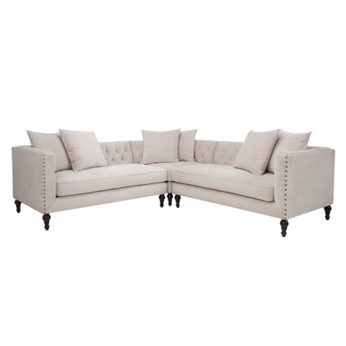 Roberto Sectional - 3 PC