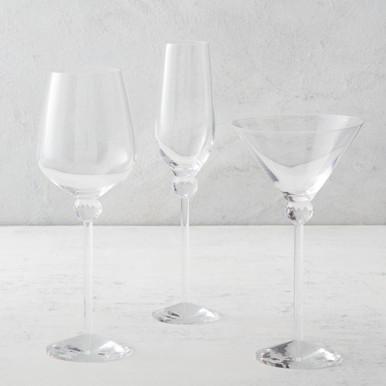 Prismatic Stemware - Sets of 4