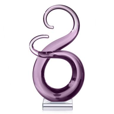 Royce Glass Sculpture