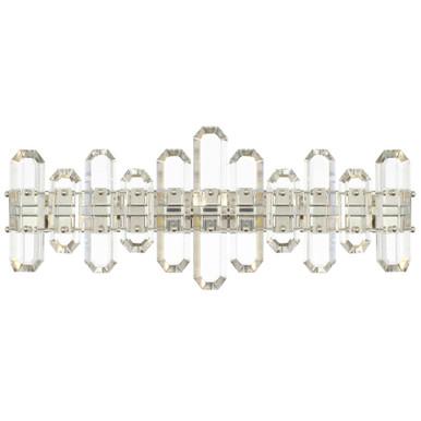 Fallon 3 Light Vanity - Polished Nickel