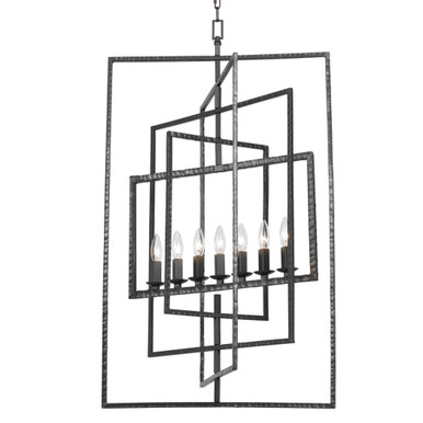 Knix 7 Light Chandelier
