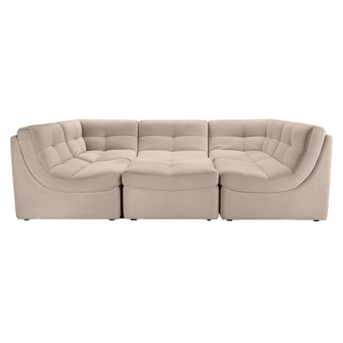 Convo Sectional - 6 PC