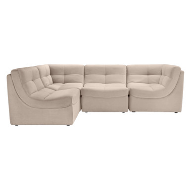 Convo Sectional - 4 PC