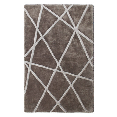 Lineas Rug - Grey