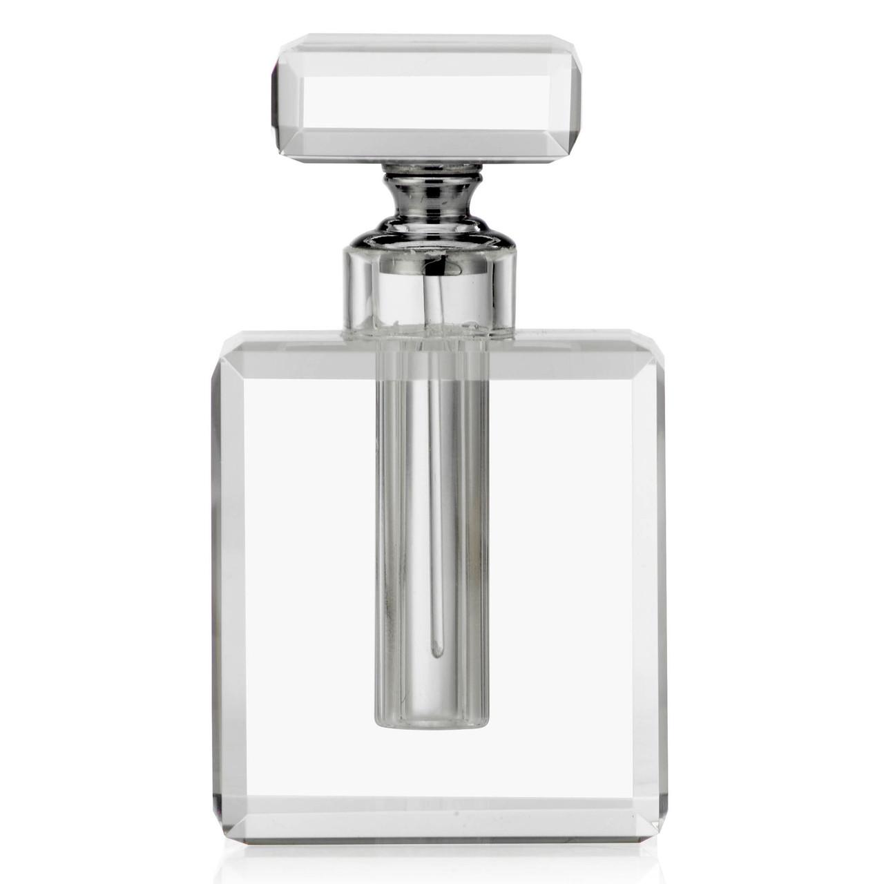 Crystal Perfume Bottle