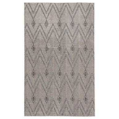 Kano Outdoor Rug - Charcoal