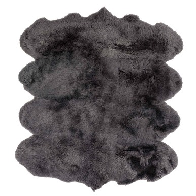 Mouton Rug - Black