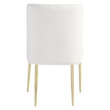 Elinor Dining Chair - Brushed Gold
