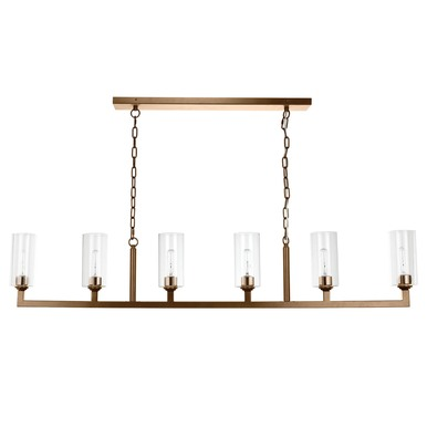 Chelsea Chandelier - Brass