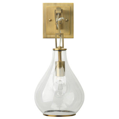 Ethan Sconce - Brass
