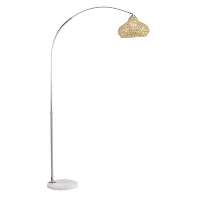 Amina Floor Lamp - Natural