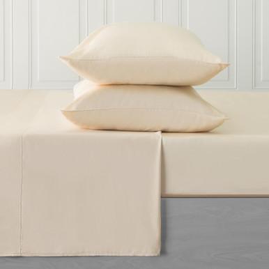 Clarissa Sheet & Pillowcase Sets - Natural