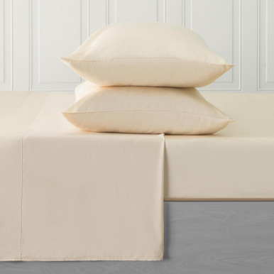 Clarissa Sheet & Pillowcase Sets - Natural