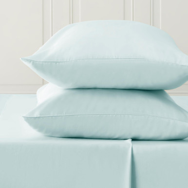 Clarissa Sheet & Pillowcase Sets - Sky Blue