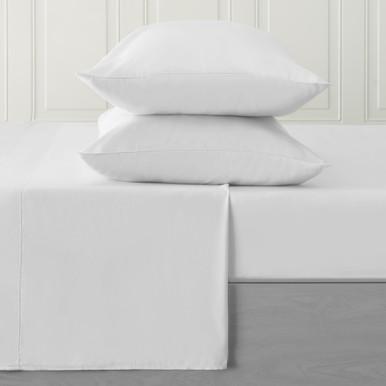 Clarissa Sheet & Pillowcase Sets - White
