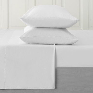 Clarissa Sheet & Pillowcase Sets - White