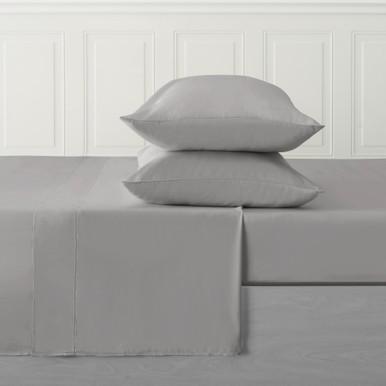 Clarissa Sheet & Pillowcase Sets - Grey