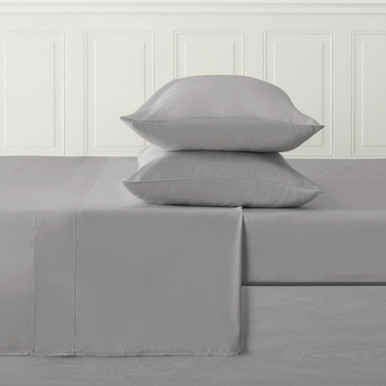 Clarissa Sheet & Pillowcase Sets - Grey