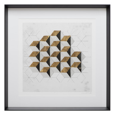 Gilt Geometry 1 - Limited Edition