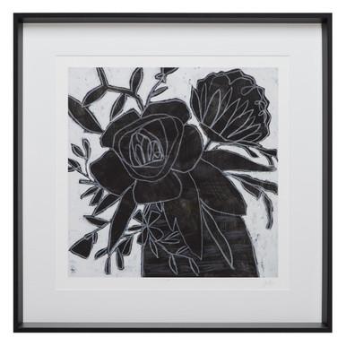 Chalkboard Garden 1 - Limited Edition