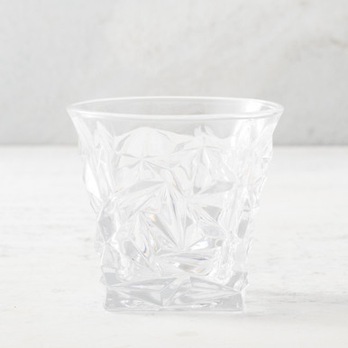 Glacier Double Old-Fashioned - Set of 4