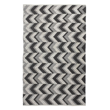 Arlo Outdoor Rug - Grey/Ivory