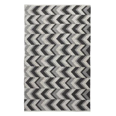 Arlo Outdoor Rug - Grey/Ivory