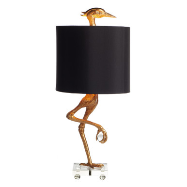 Crane Table Lamp