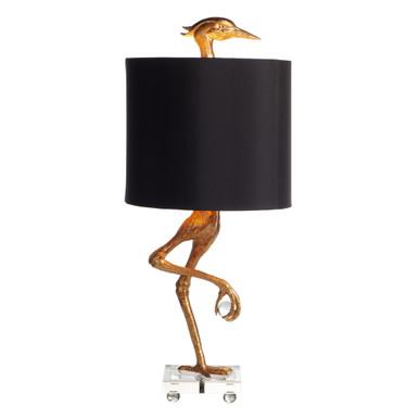 Crane Table Lamp