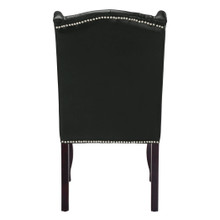 Archer Leather Dining Chair - Espresso