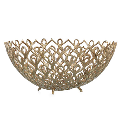 Peacock Bowl