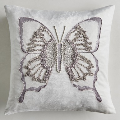 Monarch Pillow 20""