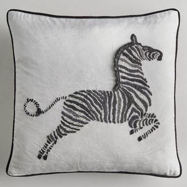 """Zebra Pillow 22"""""""