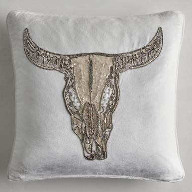 """Bovine Pillow 20"""""""