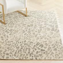 Javari Rug - Grey/Ivory