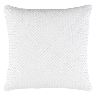 """Zendaya Leather Pillow 20"""""""