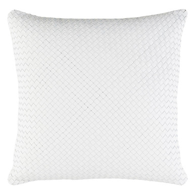 Zendaya Leather Pillow 20""