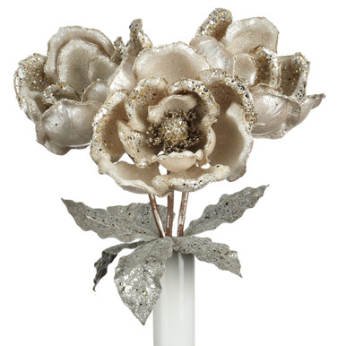 Magnolia Stem - Set of 3