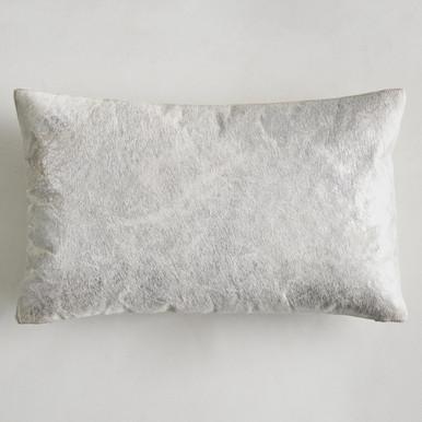 Wyatt Hair On Hide Lumbar Pillow Cover