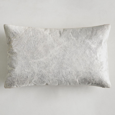 Wyatt Hair On Hide Lumbar Pillow Cover