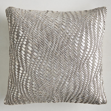 Moraga Hair On Hide Pillow Cover 18""