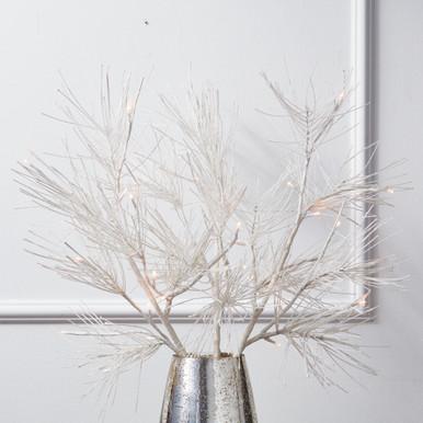 LED Pine Branch - Set of 3