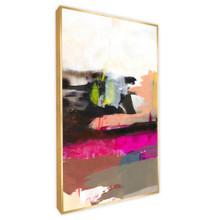 Felt 2 - Gold Frame