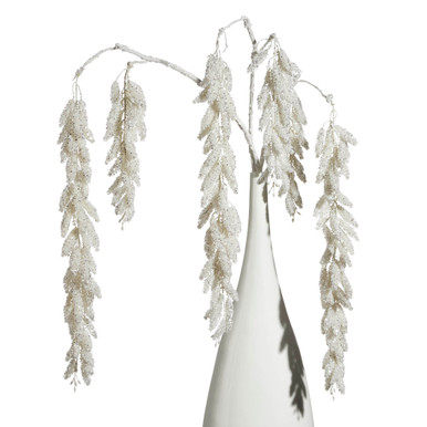 Hanging Mini Cone Branch - Set of 3
