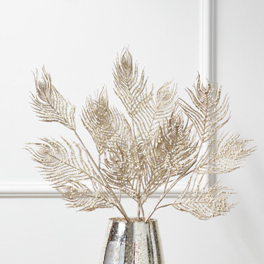 Feather Tree Pick - Set of 3